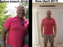 tim schu before and after - Testimonials