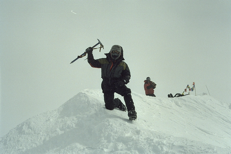 denali summit - Beers with Craig Weber - A man, his dog, big mountains, and bigger perspective!